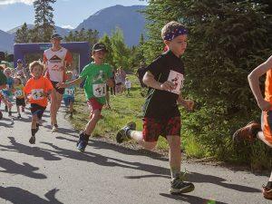 Mountain Goat Kids Trail Running Series