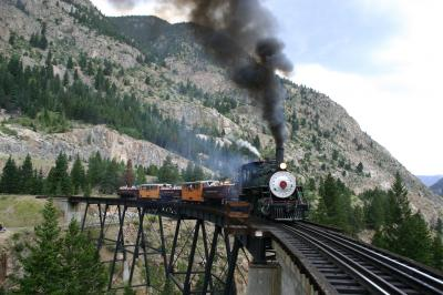 Train Rides & Tours in Copper Mountain