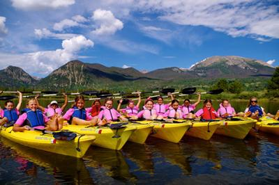 Kayak / Stand Up Paddle (SUP) in Vail / Beaver Creek