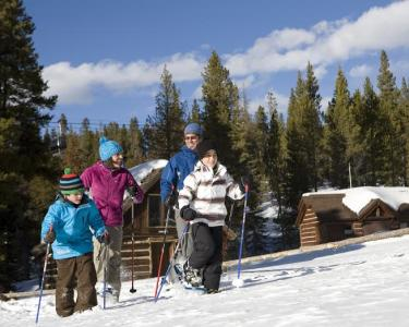 Snowshoe Tours & Rentals in Breckenridge