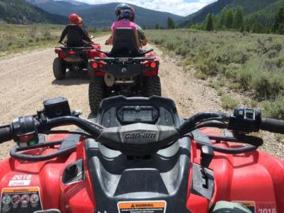 ATV Tours & Rentals in Vail / Beaver Creek
