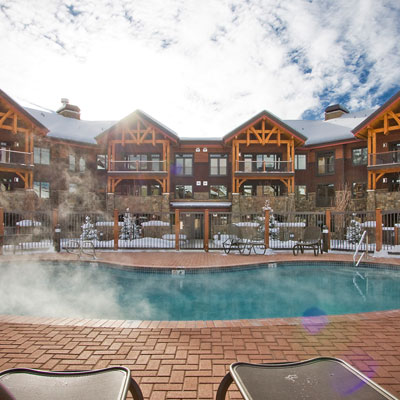 Lodging in Aspen / Snowmass