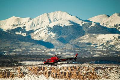 Helicopter / Plane Tours Copper Mountain Area