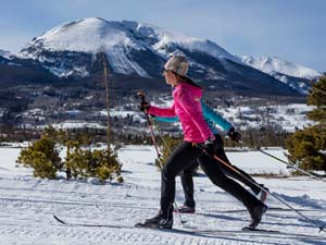 Nordic Skiing Centers in Vail / Beaver Creek