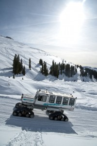 Snowcat & Snow Coach Tours in Aspen / Snowmass