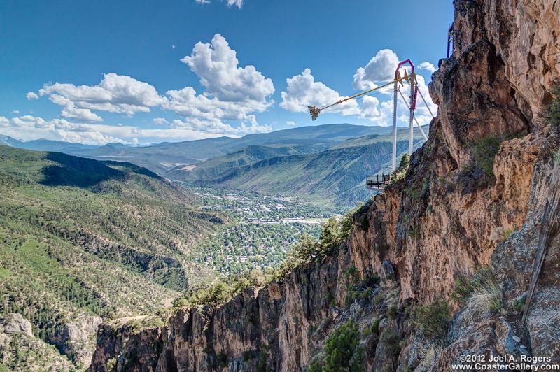 Glenwood Caverns Adventure Park Colorado Mountain Activities